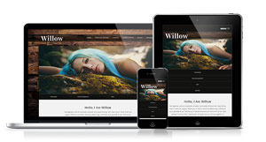 Willow - A Stylish Ornate Template Solution
