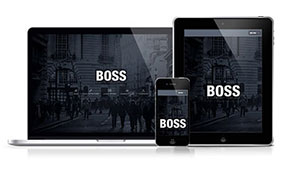 Boss - November Joomla Template Release