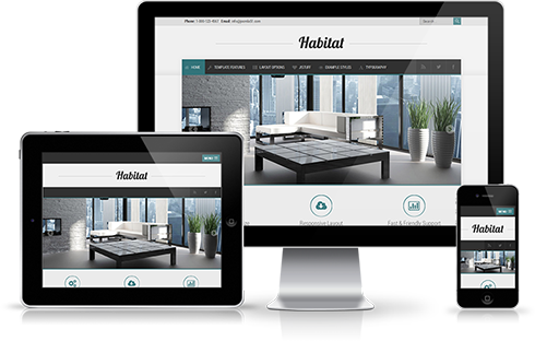 Introducing Responsive Design to Joomla51 Templates